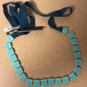 J crew necklace!